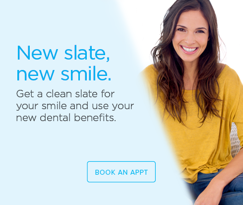 South Oceanside Dental Group and Orthodontics - New Year, New Dental Benefits