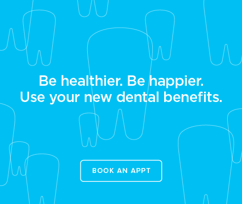 Be Heathier, Be Happier. Use your new dental benefits. - South Oceanside Dental Group
